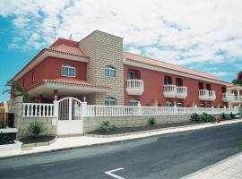 Apartamentos Callaomar, Callao Salvaje