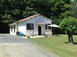 Holiday home le Gauliat, Saint-Pardoux-l'Ortigier
