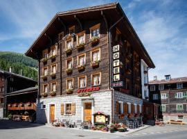 Hotel Nufenen, Ulrichen