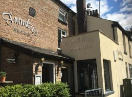 Frankies Wine Bar & Lodge, Disley