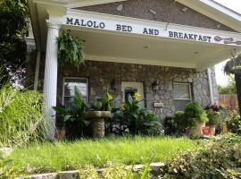 Malolo Bed and Breakfast, Washington