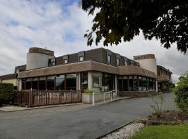 Best Western Hilcroft Hotel, Whitburn