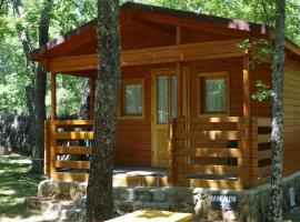 Camping Las Cavenes, El Cabaco