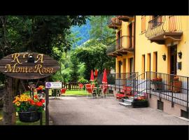 R.T.A. Hotel Monte Rosa