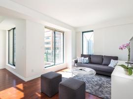 Two-Bedroom Penthouse on Helmcken