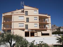 Hostal El Castell, Calafell