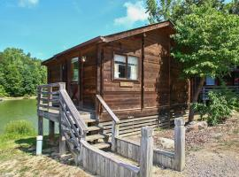 Forest Lake Camping Resort Lakefront Cabin 5, Freewood Acres