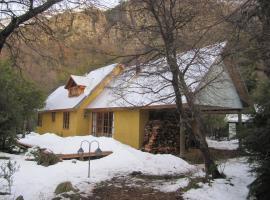 Techo nevado, Nevados de Chillan