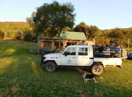 Giraffe View Safari Camp Plettenberg Bay, Wittedrif