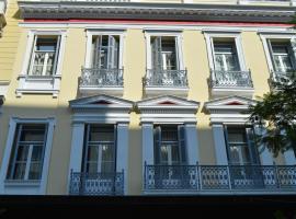 Athinas Street Inn