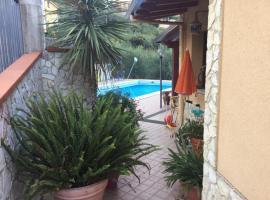 Villa Nury, Monreale