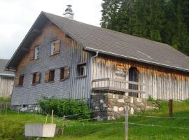 Vorsäßhütte am Klausberg