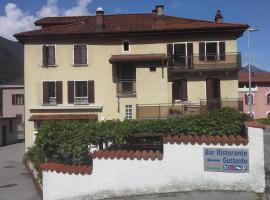 Hotel Ristorante Gottardo, Arbedo-Castione