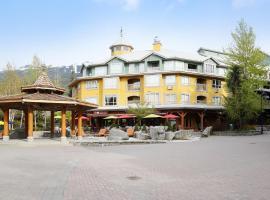Whistler Town Plaza by Whiski Jack