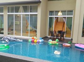 Templer Holiday Home, Rawang