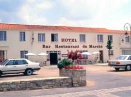 Hôtel du Marché, Beauvoir-sur-Mer