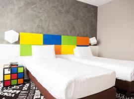 Hotel Tristar, La Louvière