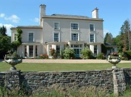 Glangrwyney Court Country House, Crickhowell