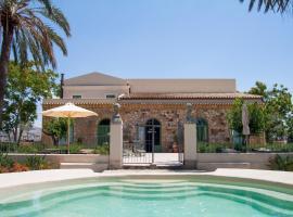 Resort Fontes Episcopi, Aragona
