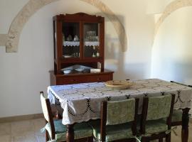 Dimore di Puglia Santa Lucia, Impalata