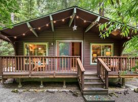 The Old Cazadero Cabin, Guerneville