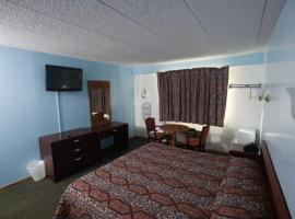 Meadowbrook Motor Lodge, Jericho