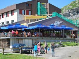 Berghotel Distelboden, Frutt