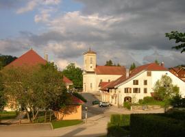 La Marandine, Métabief