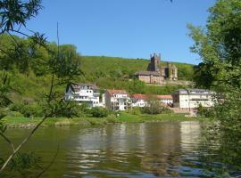 Ferienwohnung Neckarsteinach, Neckarsteinach