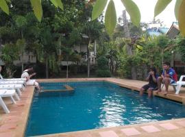 Aurora Hill Resort, Praia de Bang Rak