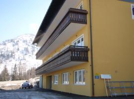 Nassfeldhaus, Sonnenalpe Nassfeld