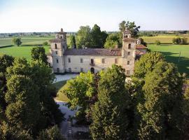 Ostello Castello Mina Della Scala, Casteldidone