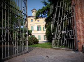 Villa Frola, פוסאנו