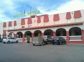 Hotel Moya, Monesterio