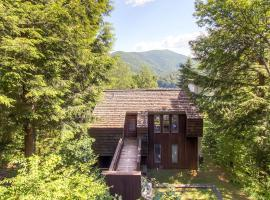 Cedar Rock Chalet Holiday home, Stockbridge