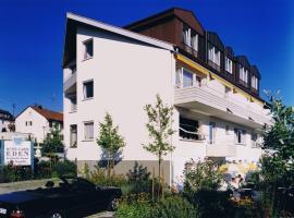 Hotel Garni Eden, 미르스부르크