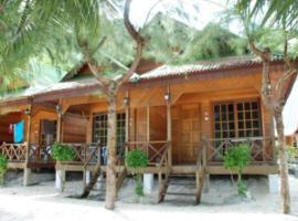 New Cocohut Chalet, Perhentian Island