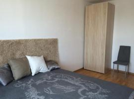 Apartment on Sherbakova