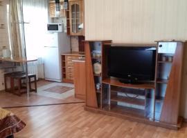 Apartment on Uranhaeva, Semey