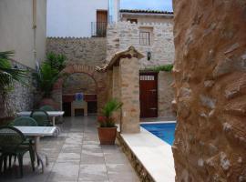 Casa Sastre Segui, Patró