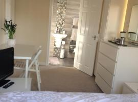 Home Stay At Black Moss, Radcliffe