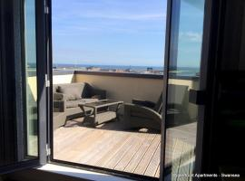 Waterfront Apartments, Swansea