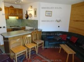 Rental Apartment Cheval Blanc - Valmorel I, Valmorel