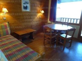Rental Apartment Cheval Blanc - Valmorel Iv, Valmorel