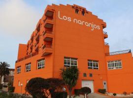 Hotel Los Naranjos, Revolta