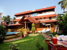 Sreeragam Luxury Villa Retreat, Cochin
