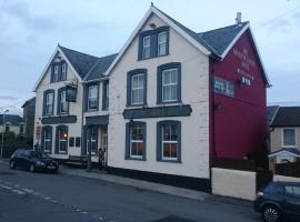 Mount Pleasant Hotel, Aberdare