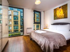 Spacious 1 Bed Apartment Birmingham City Centre