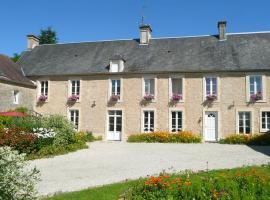 Domaine De La Cour Vautier, Mandeville-en-Bessin