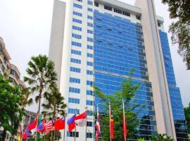 RELC International Hotel, Singapur